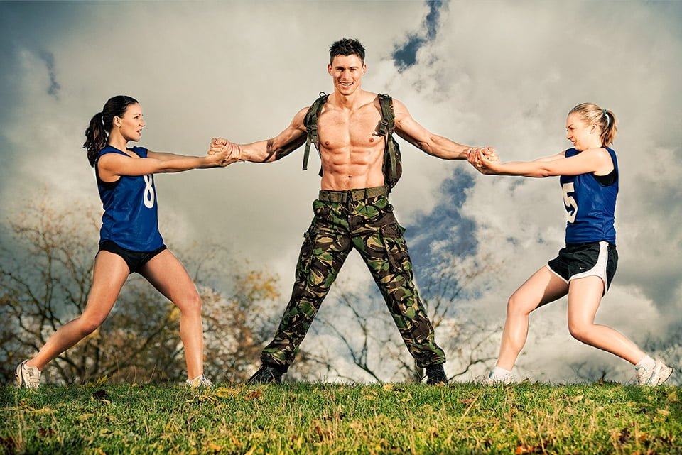 Photographers Brighton fitness personal trainers