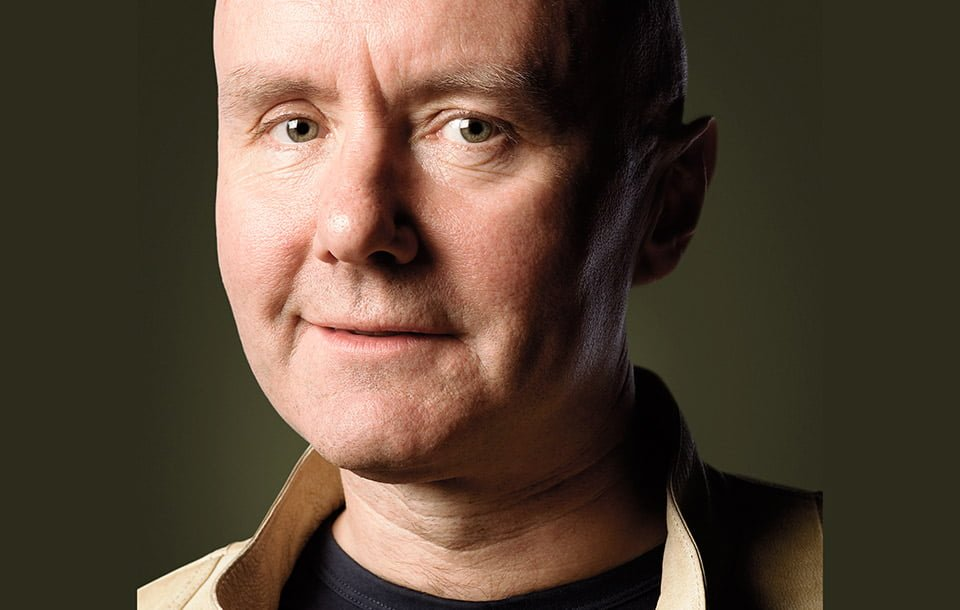 photographer brighton writers IrvineWelsh 2