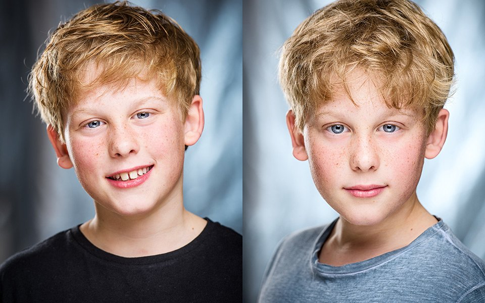 best childrens headshots london brighton sussex