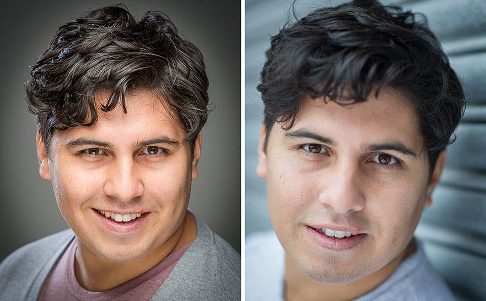 Brighton Actor Inti Conde Headshot Portraits for Spotlight