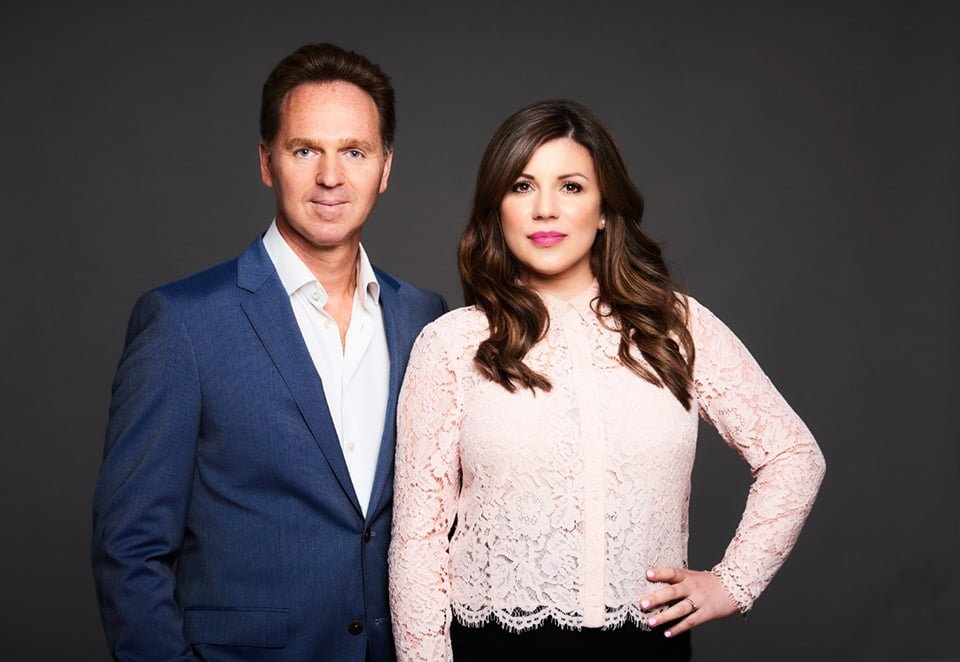 Hannah and Clinton Sellers - Health and Beauty Consultants