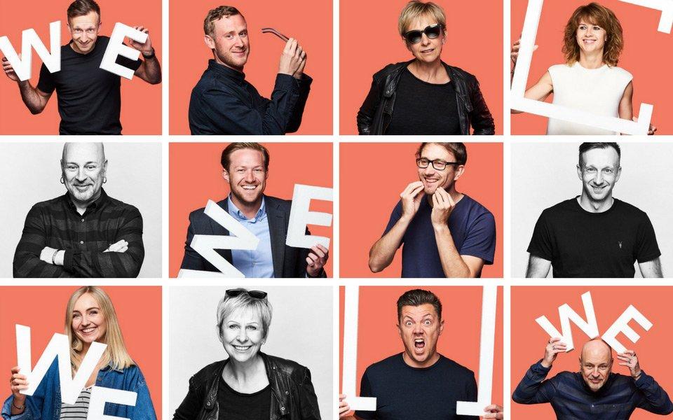 corporate staff profile portraits london