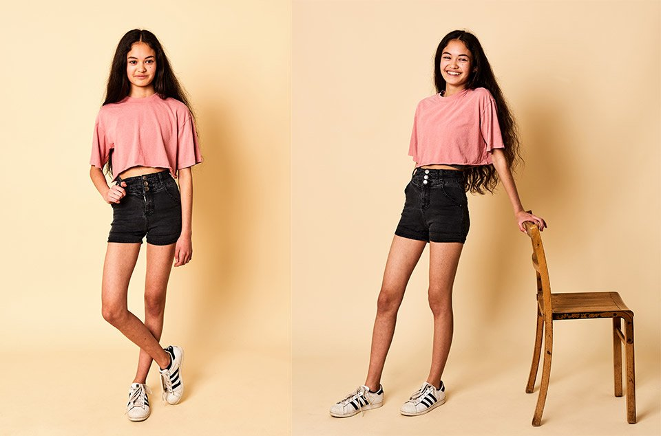 teen model brighton photographer