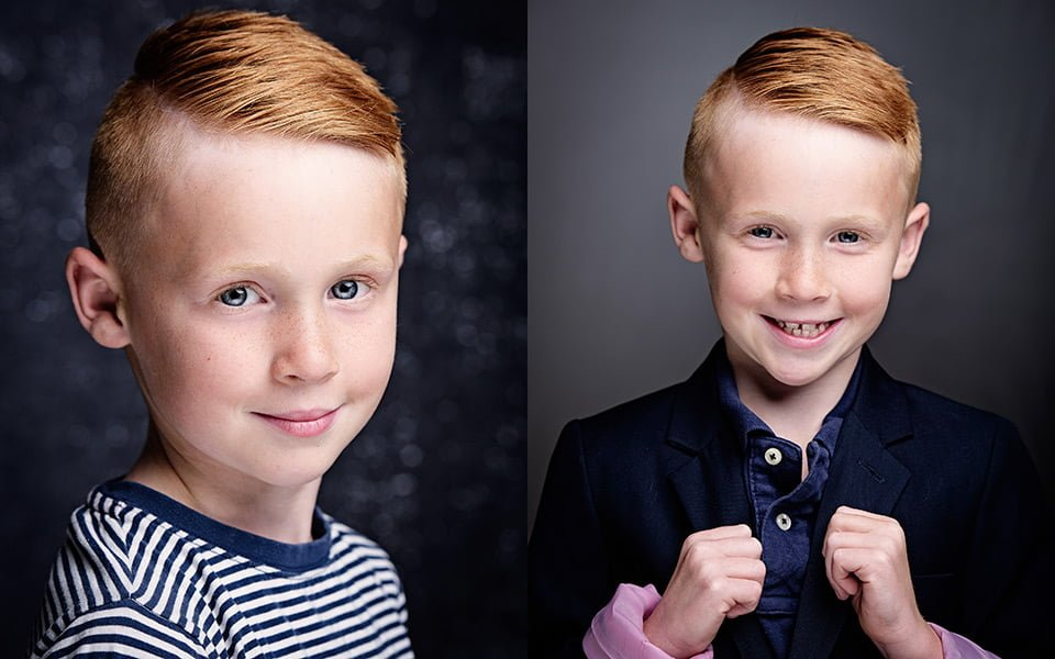 Child Actor Headshots Brighton Theo