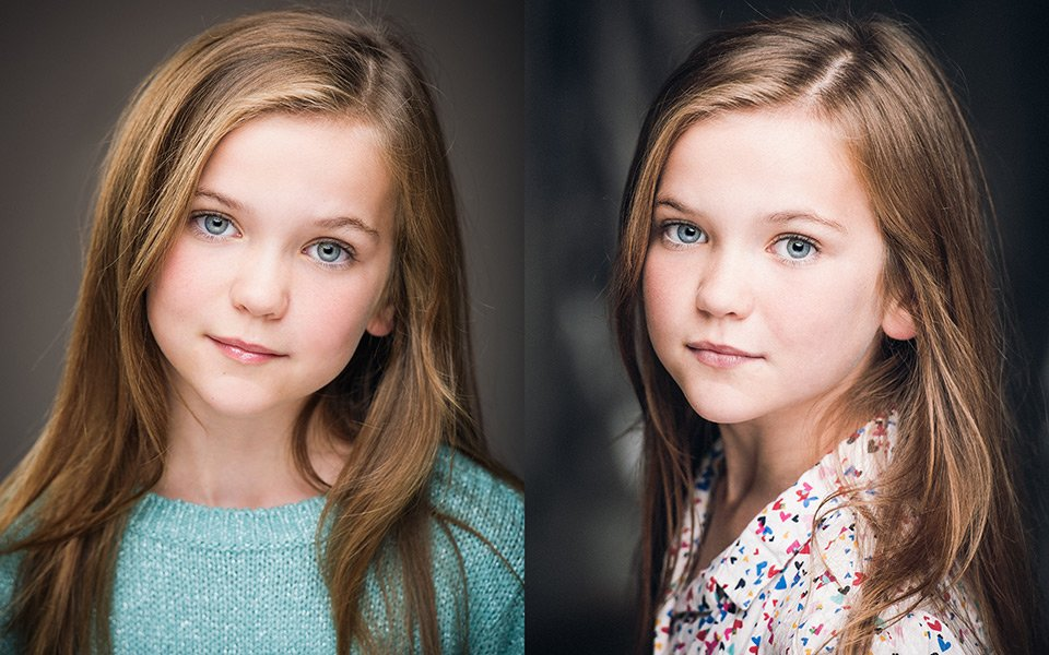 children actor headshots brighton eibhleann mccormack