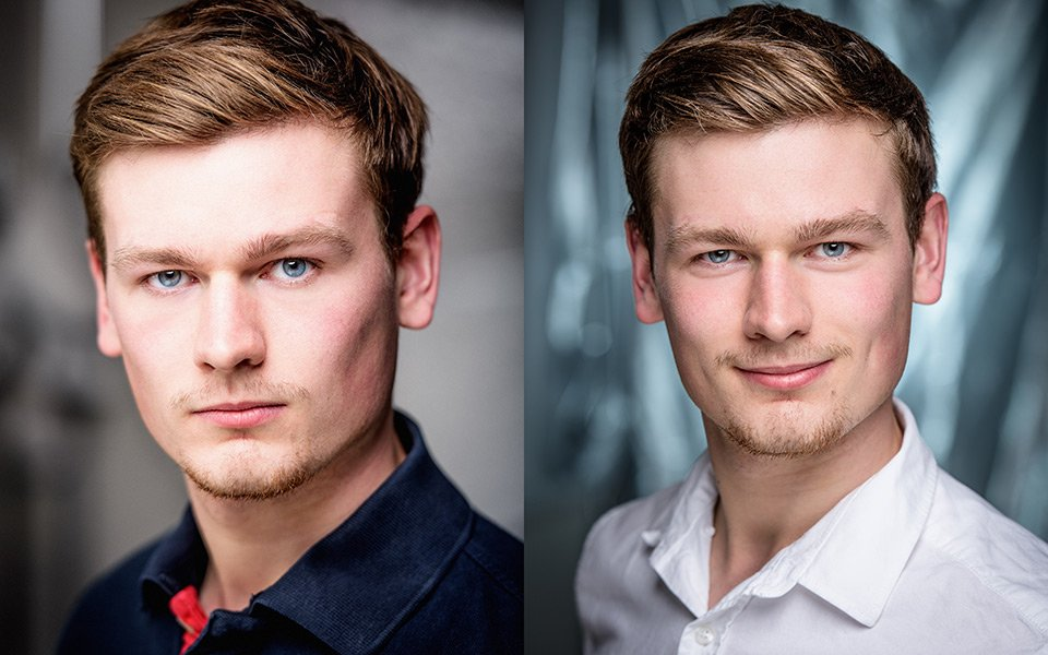 musical theatre student headshots sussex