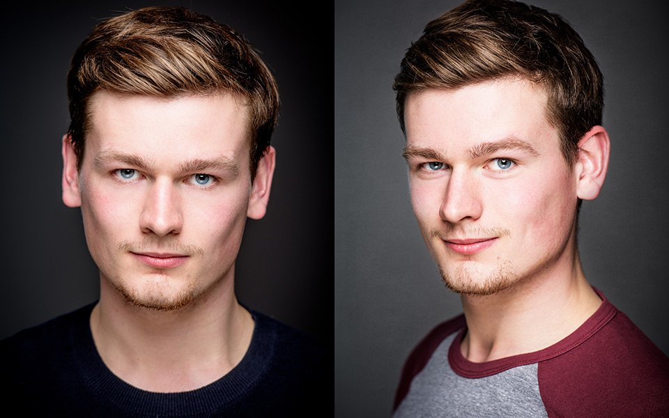 musical theatre student headshots