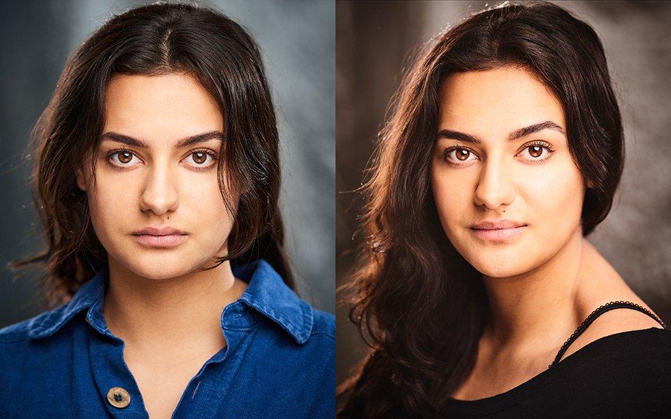 young actress headshots brighton studio