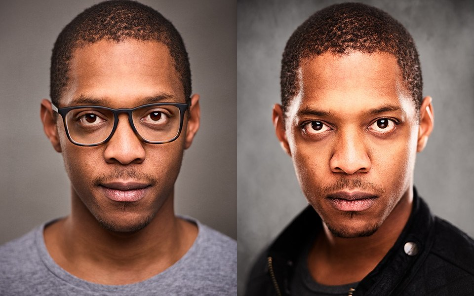 best UK headshots Eshwama Moyo