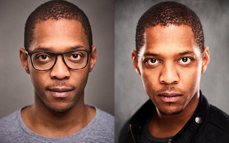 best UK headshots Eshwama Moyo