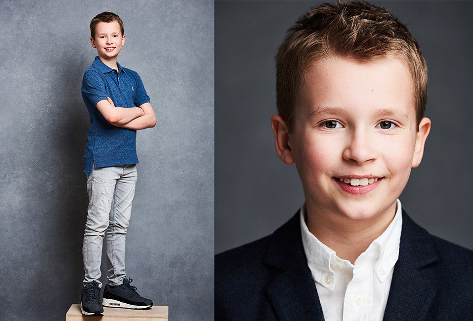child actor headshot best josh photographers