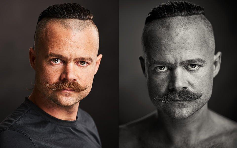 Janusz brighton professional photographer headshots