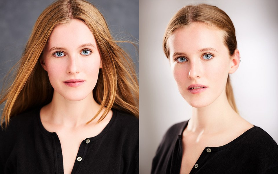 beautiful actor headshots brighton photographers ella-niner
