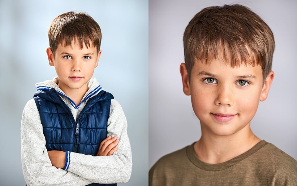best childrens headshots brighton