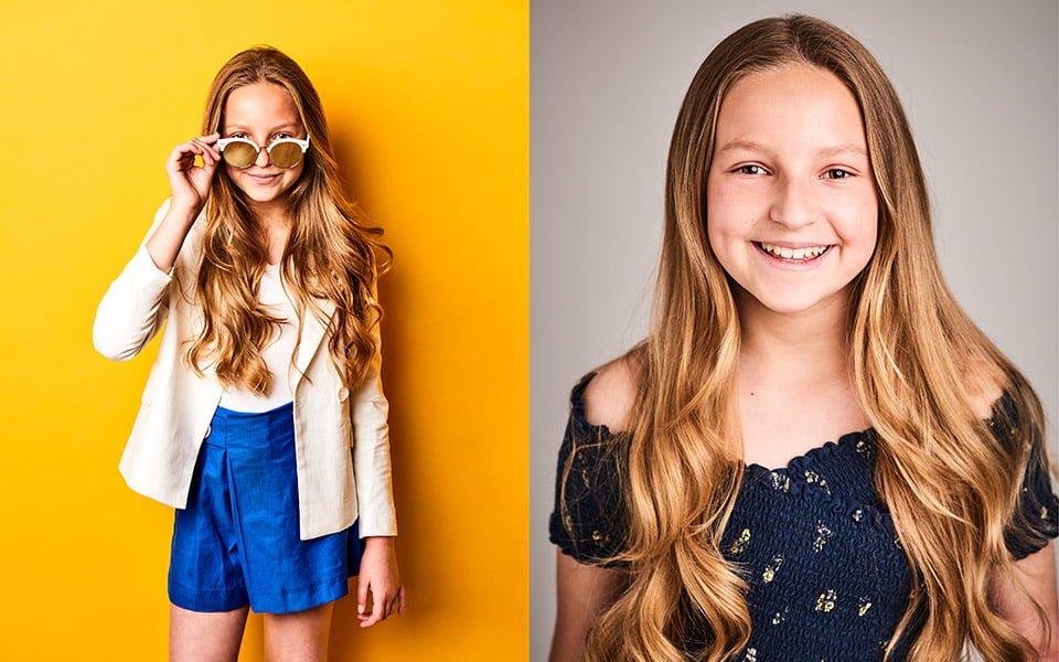 child model photographer brighton england