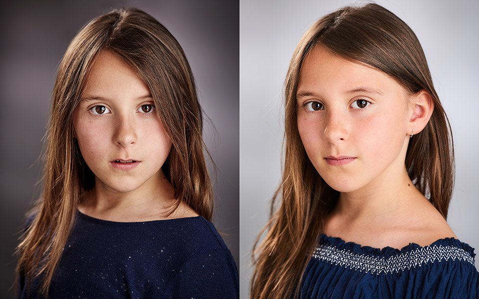 young actress headshots brighton