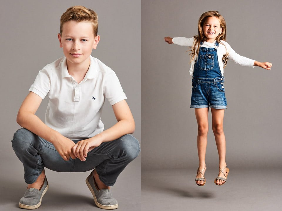 child model portfolio photographer